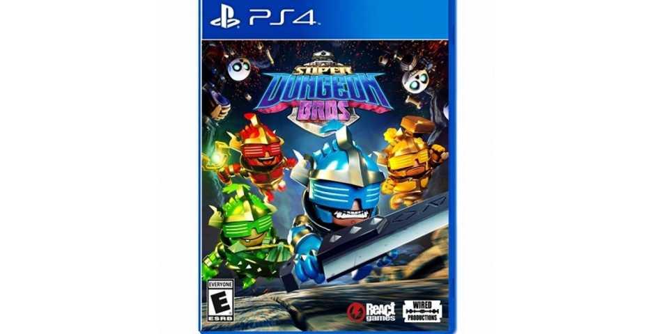 Super Dungeon Bros (Русская версия) [PS4]