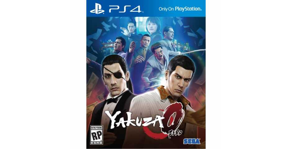 Yakuza 0 (Английская версия) [PS4]