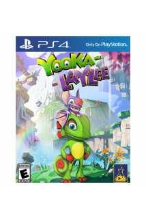 Yooka-Laylee (Русская версия) [PS4]