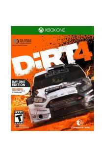 DiRT 4.  Day 1 Edition [Xbox One]