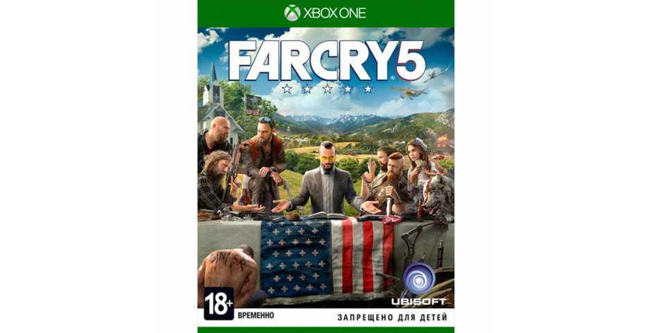Far Cry 5 (Английская версия) [Xbox One]