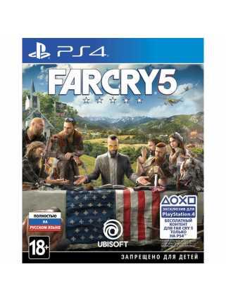 Far Cry 5 [PS4, русская версия] Trade-in | Б/У