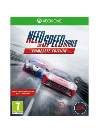 Need for Speed Rivals (Complete Edition) [Xbox One]