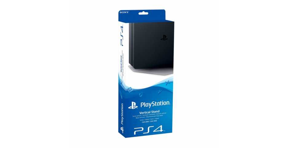 Подставка для вертикальной установки PS4 Slim/Pro