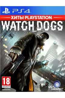 Watch Dogs (Хиты PlayStation) [PS4, русская версия]