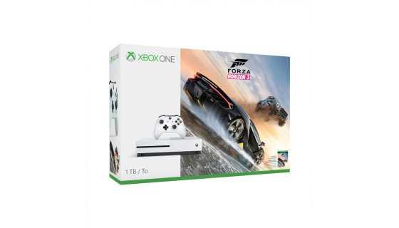 Xbox One S 1TB+Forza Horizon 3+подписка Xbox Live на 3 месяца