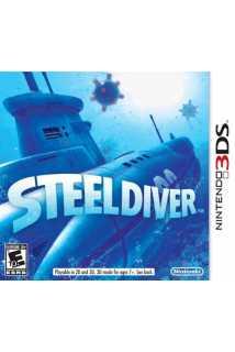 Steel Diver [3DS]