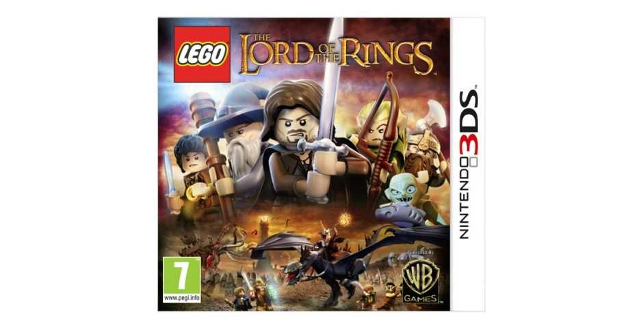 LEGO The Lord of The Rings [3DS]