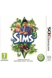 The Sims 3 [3DS]
