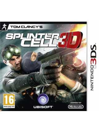 Tom Clancy's Splinter Cell 3D [3DS]