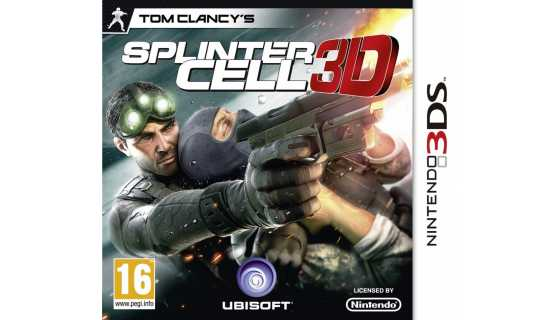 Tom Clancy's Splinter Cell 3D [3DS]