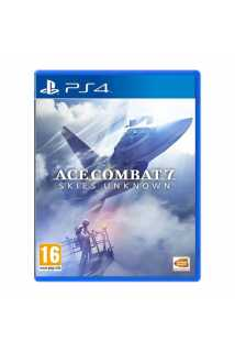 Ace Combat 7 Skies Unknown [PS4, русская версия]