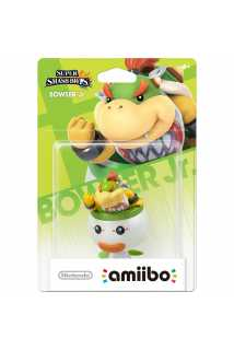 Фигурка amiibo - Боузер-младший (Bowser Jr, коллекция Super Smash Bros)