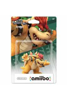 Фигурка amiibo - Боузер (Bowser, коллекция Super Smash Bros)