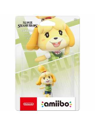 Фигурка amiibo - Изабель (Isabelle, коллекция Super Smash Bros)
