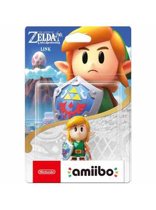 Фигурка amiibo - Линк (Link, коллекция The Legend of Zelda: Link's Awakening)