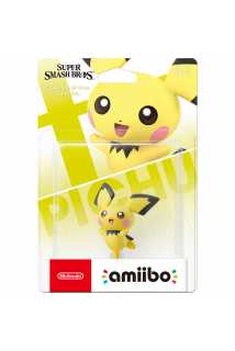 Фигурка amiibo - Пичу (Pichu, коллекция Super Smash Bros)