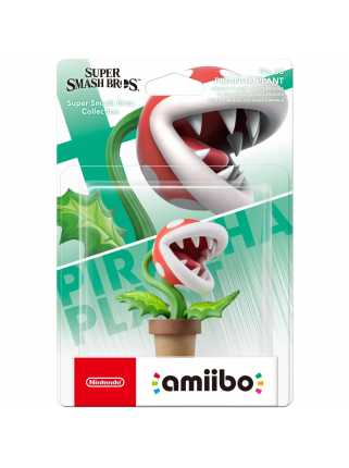 Фигурка amiibo - Растение-пиранья (Piranha Plant, коллекция Super Smash Bros)