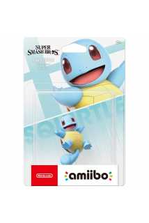 Фигурка amiibo - Сквиртл (Squirtle, коллекция Super Smash Bros)
