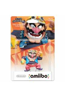 Фигурка amiibo - Варио (Wario, коллекция Super Smash Bros)