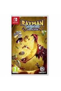 Rayman Legends: Definitive Edition [Switch]