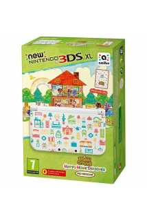 New Nintendo 3DS XL Animal Crossing: Happy Home Designer Edition