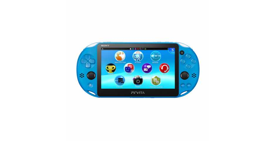 Sony PlayStation Vita Slim (Blue)