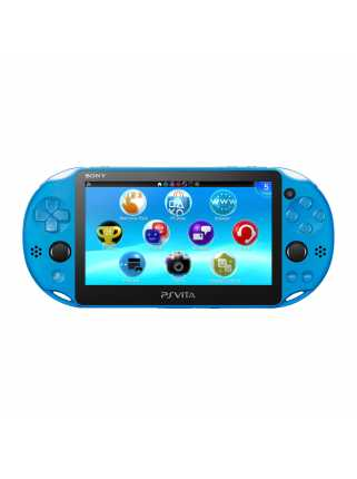 PlayStation Vita Slim (Blue)