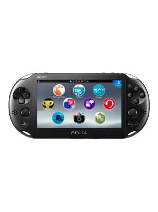 PlayStation Vita Slim (Black)