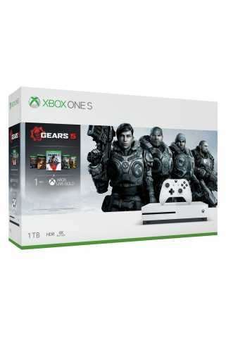 Xbox One S 1TB Gears 5 Bundle