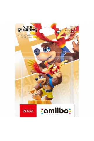 Фигурка amiibo - Банджо и Казуи (Banjo & Kazooie, коллекция Super Smash Bros)