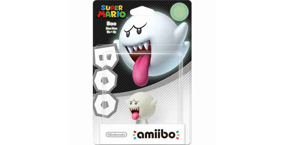 Фигурка amiibo - Бу (Boo, коллекция Super Mario)