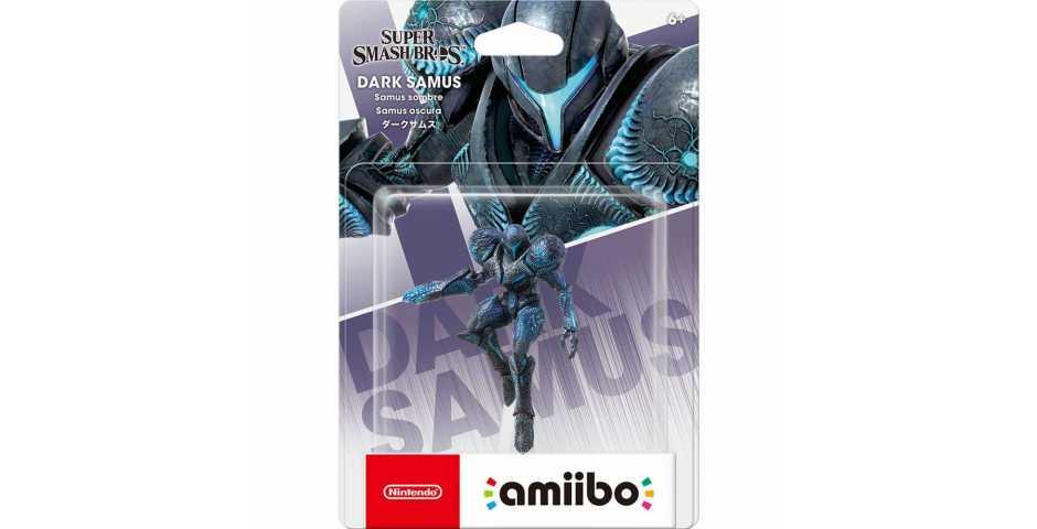 Фигурка amiibo - Темная Самус (Dark Samus, коллекция Super Smash Bros)