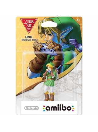 Фигурка amiibo - Линк (Link - Ocarina of Time, коллекция 30th Anniversary)