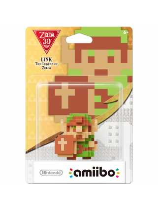 Фигурка amiibo - Линк (Link - The Legend of Zelda, коллекция 30th Anniversary)