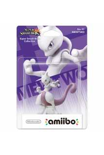 Фигурка amiibo - Мьюту (Mewtwo, коллекция Super Smash Bros)