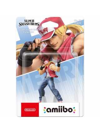Фигурка amiibo - Терри (Terry, коллекция Super Smash Bros)