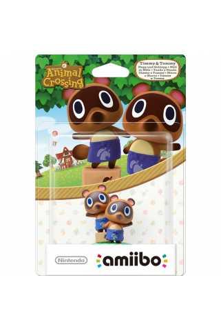 Фигурка amiibo - Тимми и Томми (Timmy & Tommy, коллекция Animal Crossing)