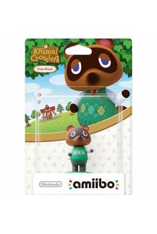 Фигурка amiibo - Том Нук (Tom Nook, коллекция Animal Crossing)