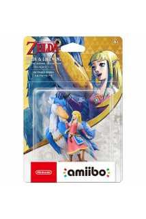 Фигурка amiibo - Зельда и небокрыл (Zelda & Loftwing, коллекция The Legend of Zelda)