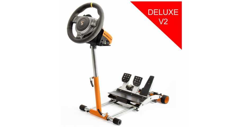 Подставка для руля Wheel Stand Pro Deluxe V2 (Porsche GT3/CSR/CSP)