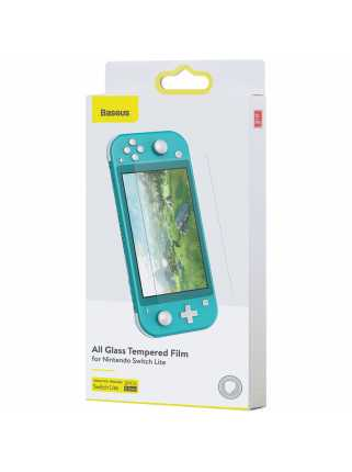 Защитное стекло Baseus All Glass Tempered Film [Switch Lite]