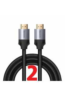 Кабель Baseus Enjoyment Series Adapter Cable HDMI (2m)