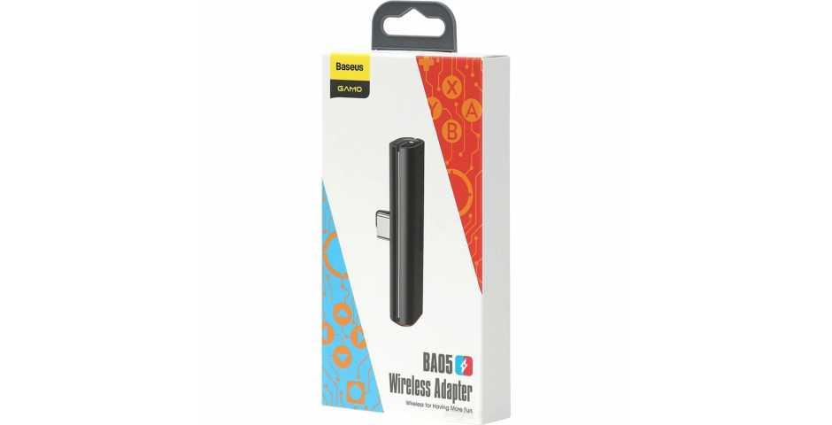 Адаптер Baseus GAMO Wireless Adapter [Switch]