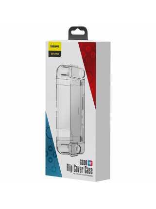 Чехол Baseus SW 360°Flip Cover Case (прозрачный) [Switch]