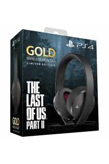 Гарнитура Gold Wireless Headset (The Last of Us Part II Limited Edition)