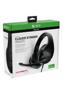 Гарнитура HyperX CloudX Stinger