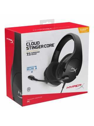 Гарнитура HyperX Cloud Stinger Core (7.1)