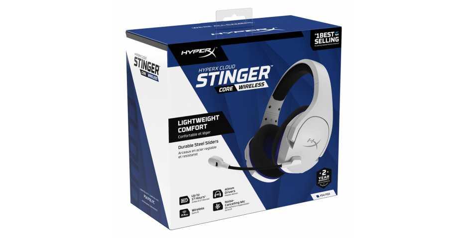Гарнитура HyperX Cloud Stinger Core (Wireless)