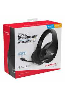 Гарнитура HyperX Cloud Stinger Core (Wireless + 7.1)